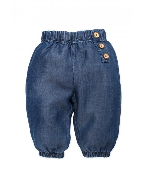Spodnie granatowe Petit Lou