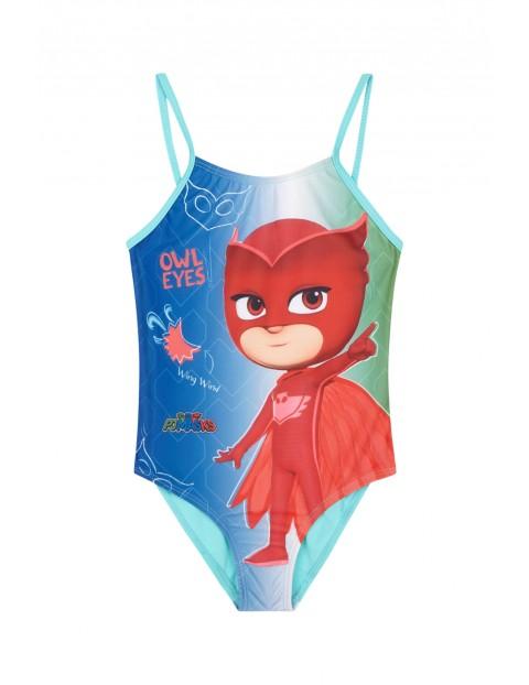 Jednoczęściowy strój kąpielowy dla dziewczynki Pidżamersi