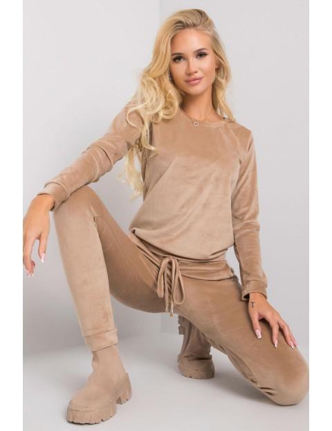 Komplet damski bluza i spodnie