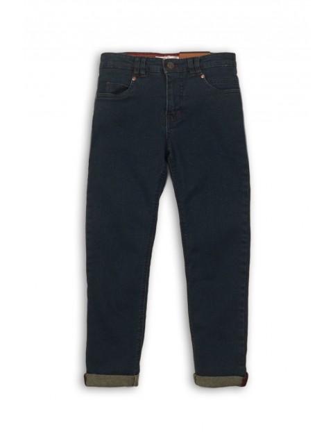 Spodnie chłopięce jeansowe-regular