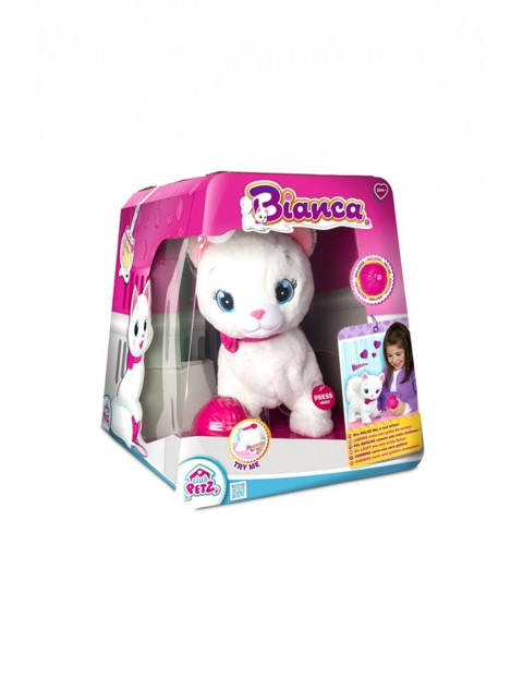 Kotek Bianca zabawka interaktywna 3Y35HX
