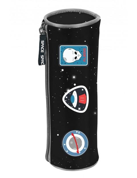 Piórnik szkolny- tuba NASA