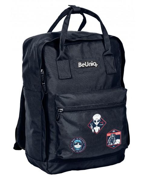 Plecak jednokomorowy dla chłopca UFO