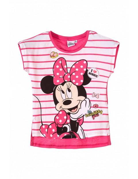 T-shirt dziewczęcy Minnie 3I34C7