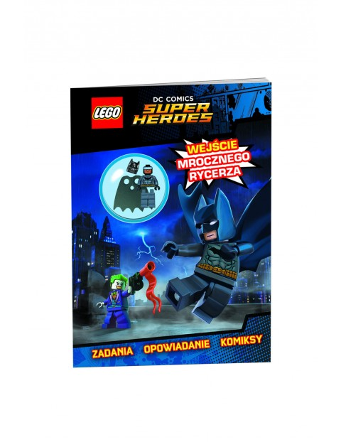 Książka Lego Super Heroes 1Y31CV