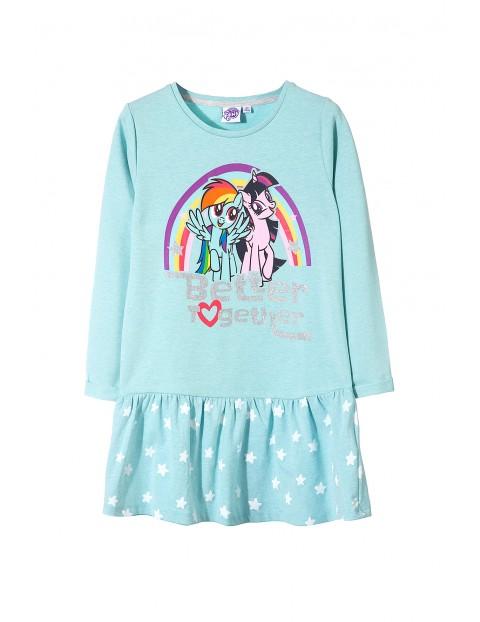 Sukienka dziewczęca Pony 3K35A1
