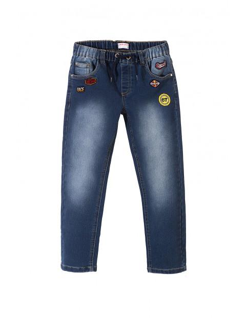 Spodnie chłopięce jeansowe 2L3603