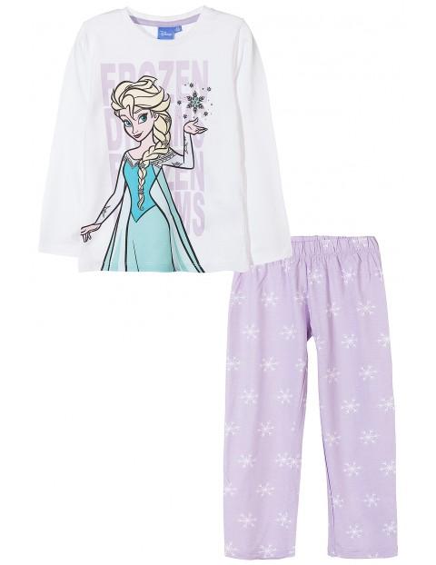 Piżama dziewczęca Kraina Lodu 3W35AO