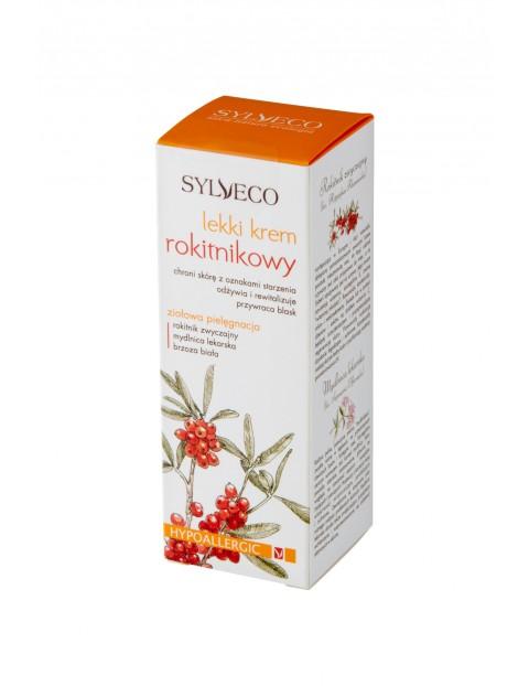 Lekki krem rokitnikowy Sylveco  50 ml