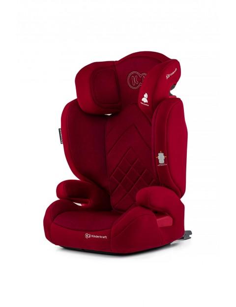 Kinderkraft fotelik samochodowy 15-36kg XPAND czerwony
