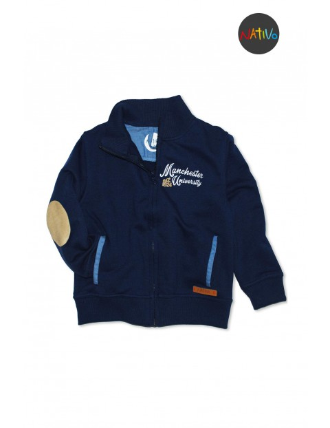 Bluza dresowa chłopięca 1F2921