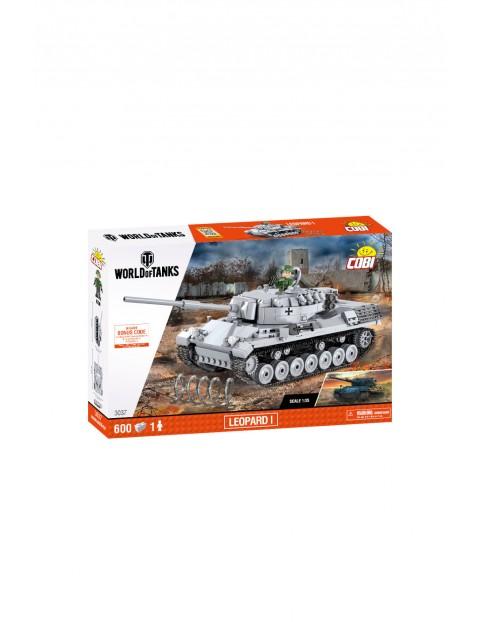 Klocki COBI WOT Leopard I 601el