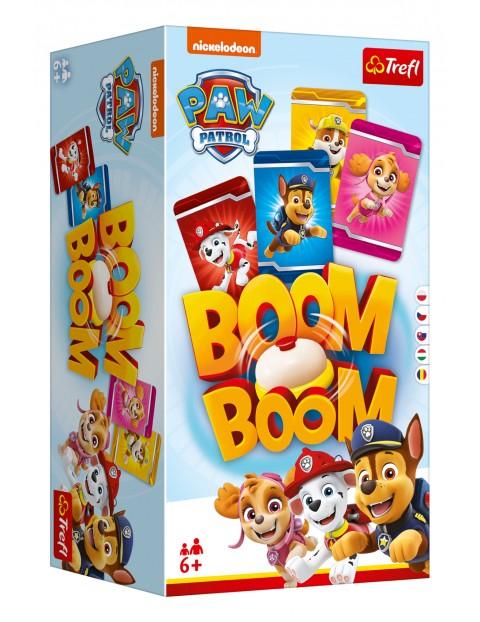"""Gra """"Boom Boom - Paw Patrol"""" 6+"""