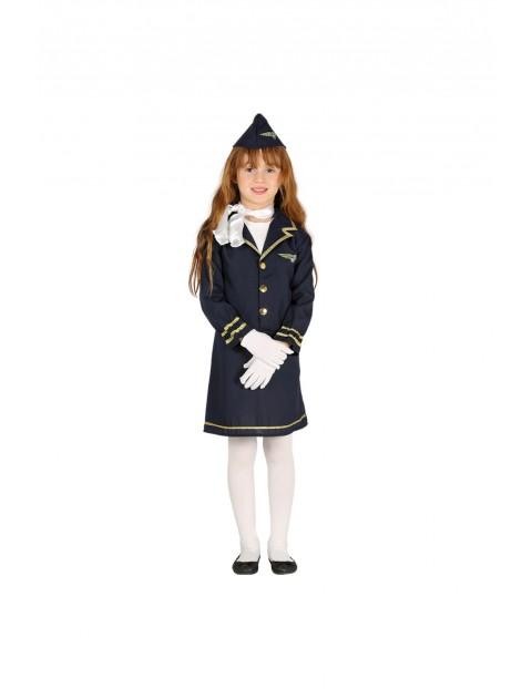 Strój Stewardessa 3-9 lat