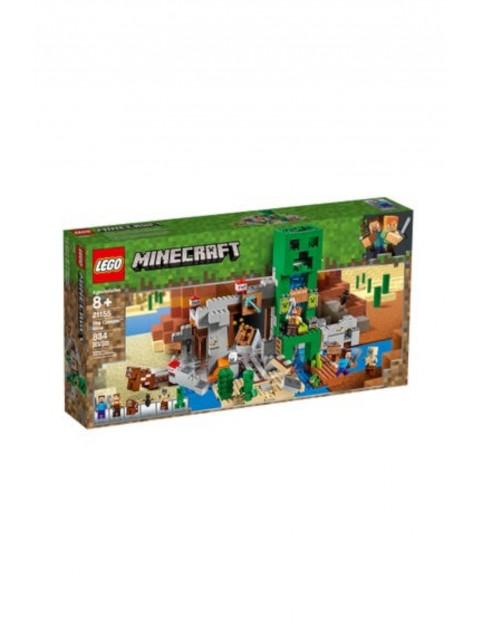 LEGO Minecraft Kopalnia Creeperów™- 830 elementy wiek 8+
