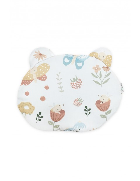 Poduszka miś - Kolorowa Łąka