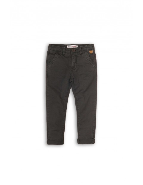Spodnie chłopięce - szare