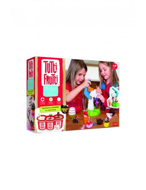 Smakowita Lodziarnia-masa plastyczna Tutti Frutti 3+