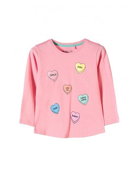 Bluzka dziewczęca 100% bawełna 3H3526