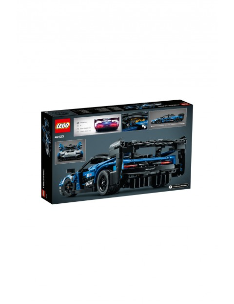 Klocki LEGO Technic - McLaren Senna - 830 el