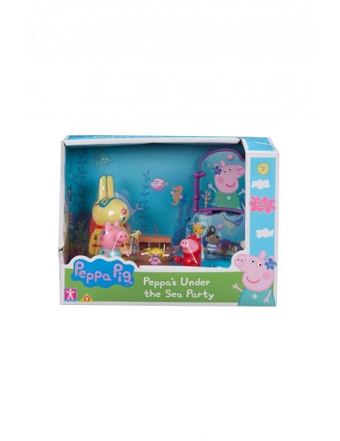 Świnka Peppa - Zestaw Podwodny Świat 3 figurki i akcesoria