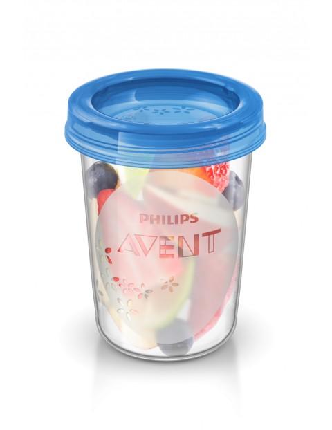 Pojemniki na pokarm Avent 240ml, 5 szt