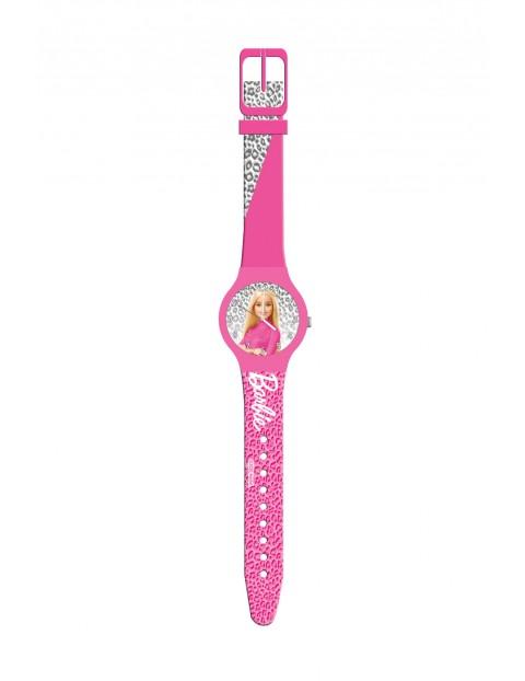 Zegarek analogowy w pudełku Barbie