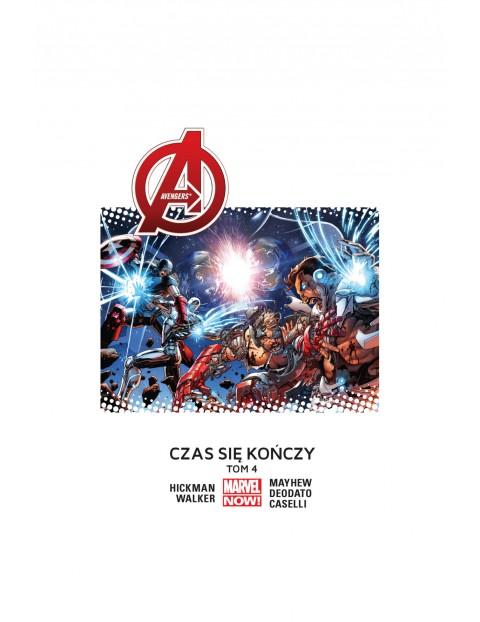 Avengers - Czas się kończy. Tom 4