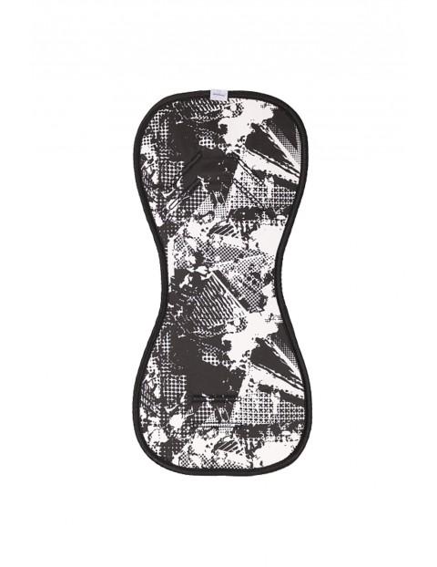 Nakładka redukująca nacisk Paddi'x, czarno - biała