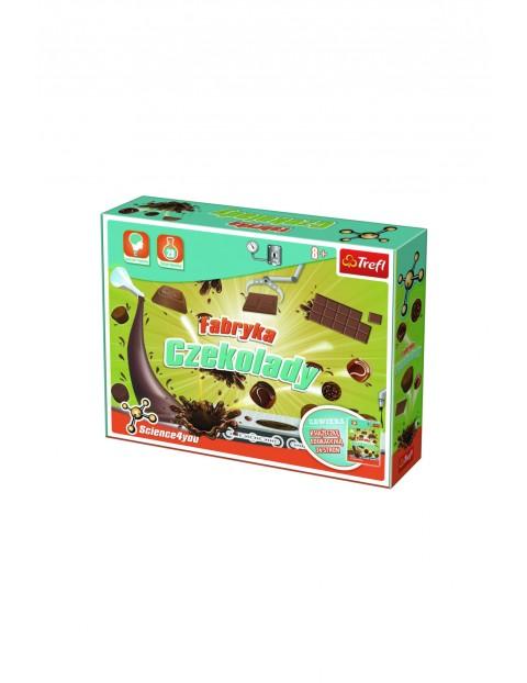 Fabryka czekolady Trefl  3Y34HG