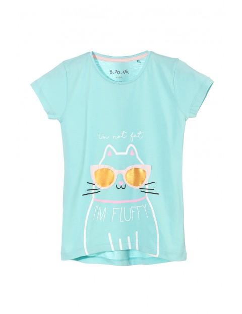 T-shirt dziewczęcy 3I3425