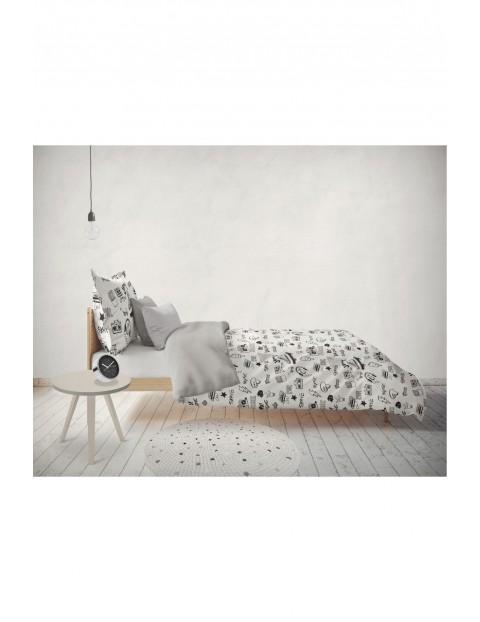 Komplet pościeli bawełnianej Cartoon Boy's 160x200+70x80cm