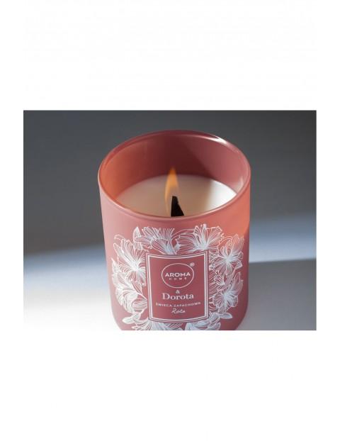 Aroma Home & Dorota Świeca zapachowa Róża 260ml/ 150g