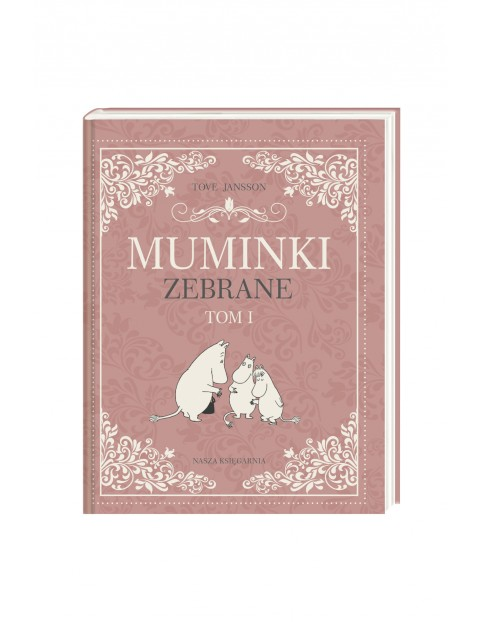 Książka dziecięca - Muminki zebrane. Tom 1