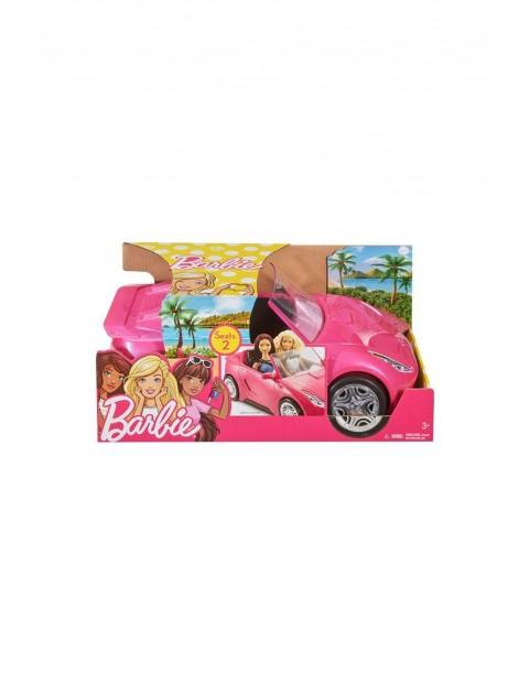 Barbie różowy kabriolet wiek 3+