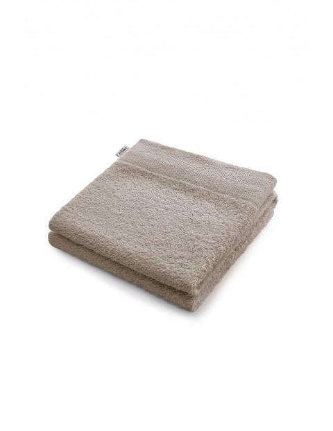 Bawełniany ręcznik - szary 70x140cm