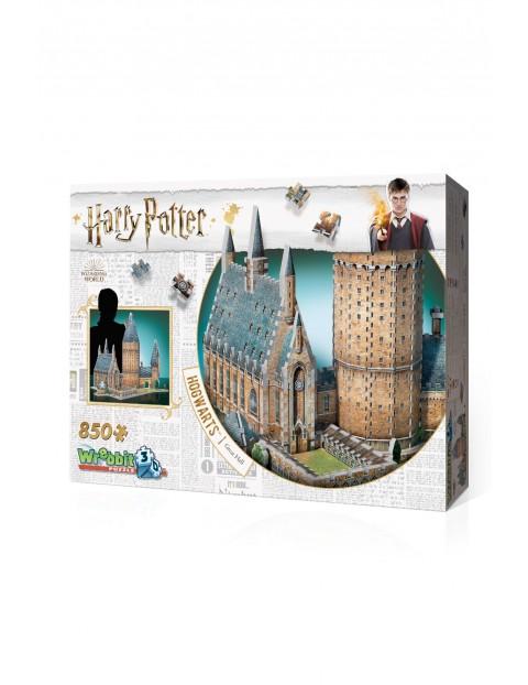 Wrebbit 3d puzzle Harry Potter Hogwarts  Great Hall 850 elementów