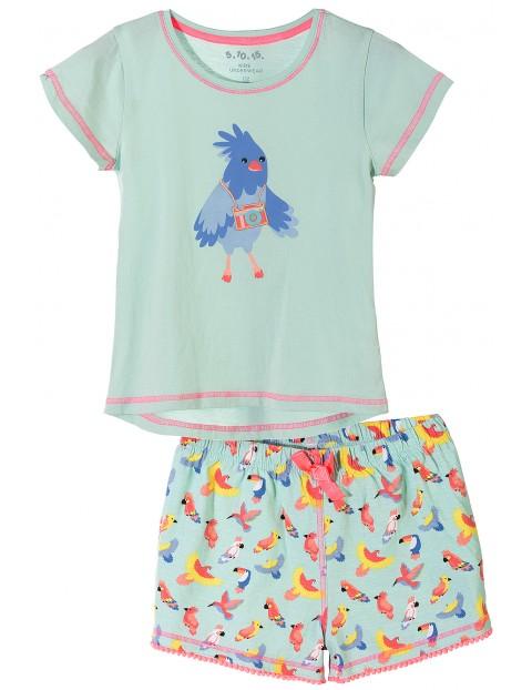 Piżama dziewczęca