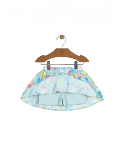Komplet niemowlęcych ubranek na lato