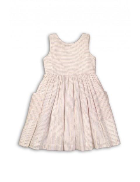 Sukienka dziewczęca na lato