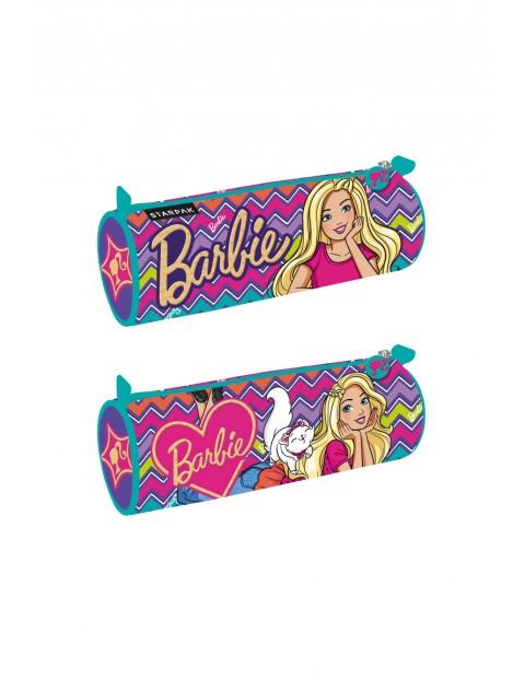 Piórnik szkolny tuba Barbie