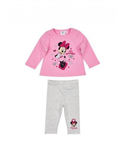Komplet niemowlęcy Myszka Minnie 5P33CD