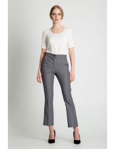 Spodnie damskie - 7/8 nogawka