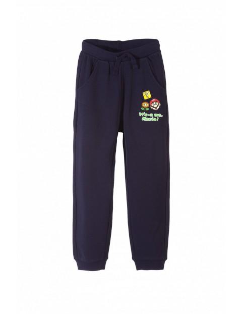 Spodnie dresowe Mario Bros 1M35AH