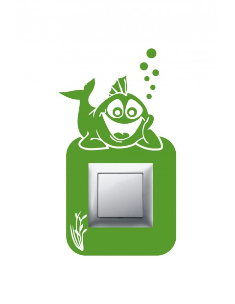 Osłonka welurowa Ryba