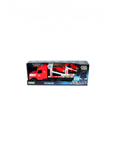 Formula 1 Magic Truck ACTION - świecące w ciemności 3+