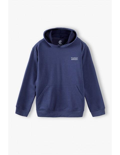 Bluza dresowa męska z kapturem- Limited Edition