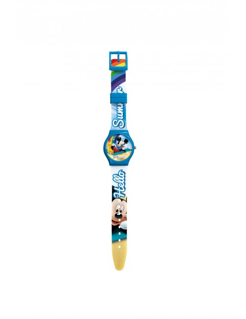 Zegarek analogowy dla dzieci slim Mickey