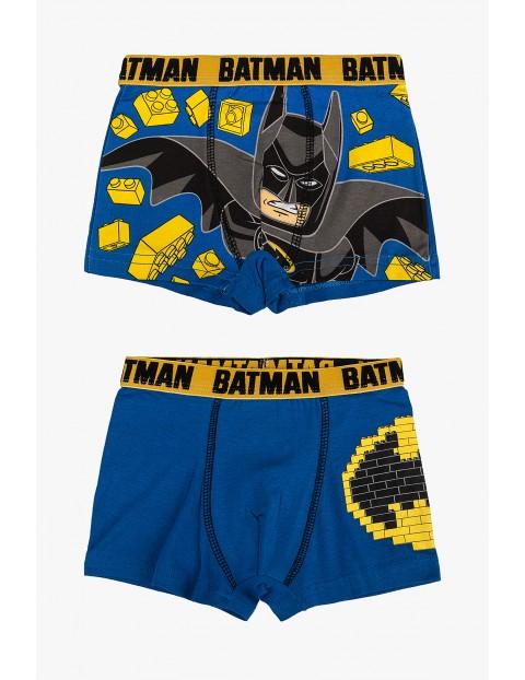 Bokserki chłopięce Lego Batman 2pak rozm 140