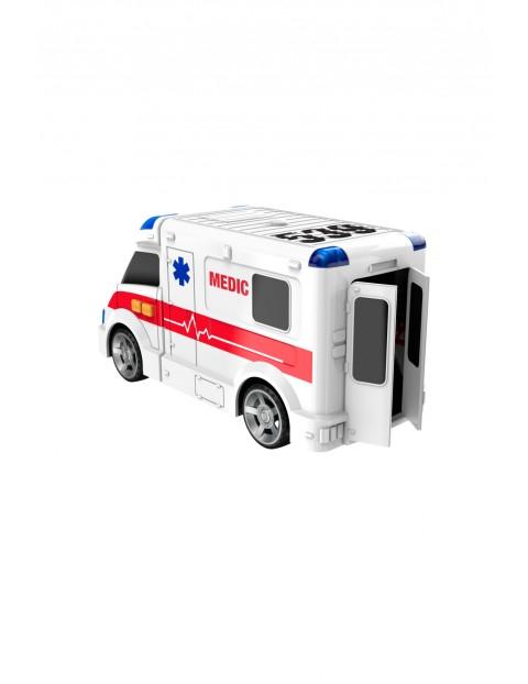 Samochód - Ambulans